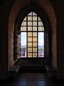 Vista da Torre da antiga Prefeitura