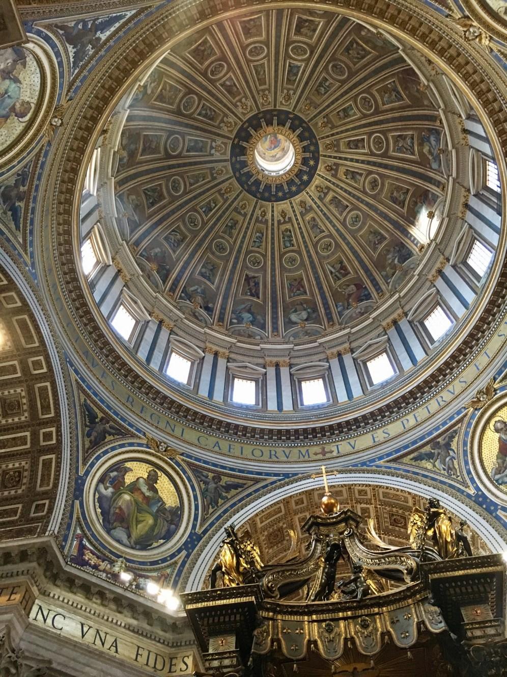 Basílica de São Pedro - Vaticano