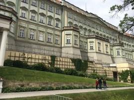Distrito do Castelo de Praga
