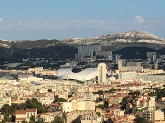Vista do terraço da Basílica