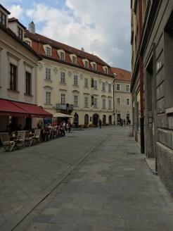 Centro histórico Bratislava