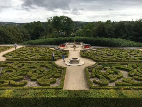Jardins do Castelo de Auvers