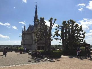 Capela de São Humberto - Château d'Amboise