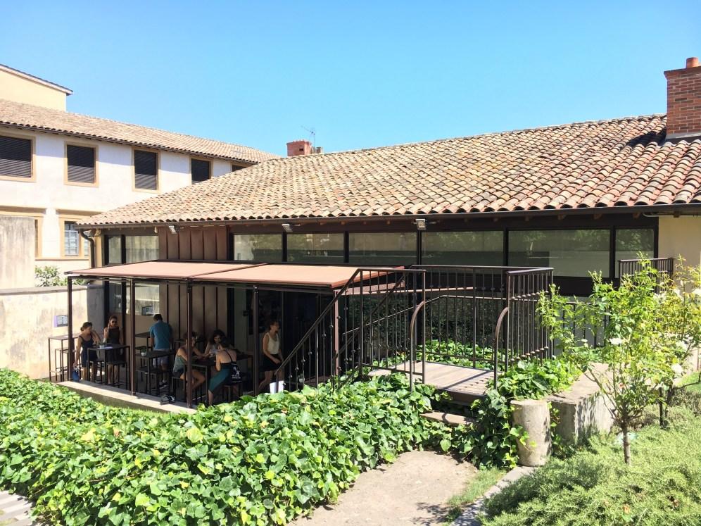 Jardim do Musée Gadagne