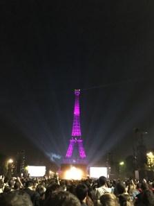 Champ de Mars - Torre Eiffel