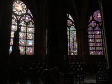 Interior da Notre Dame de Paris