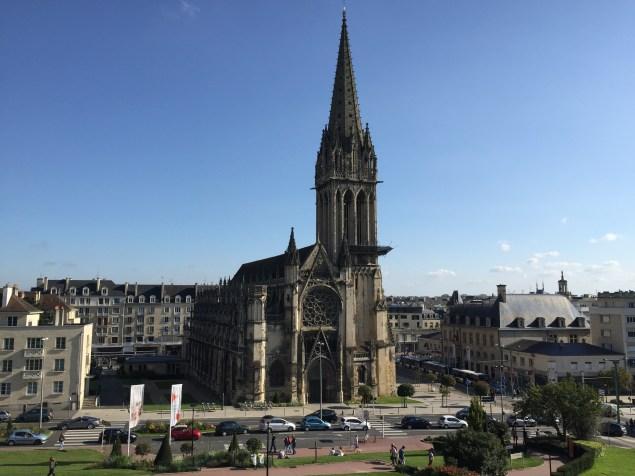 Abadia de Saint-Étienne em Caen