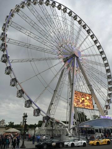 Roda Gigante - Paris
