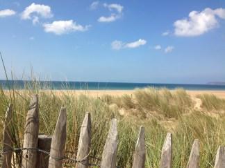 Praia de Biville