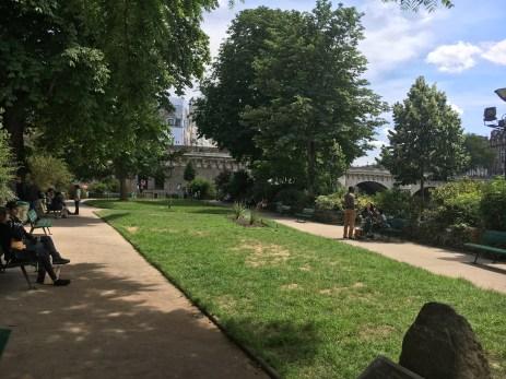 Jardin du Vert-Galant