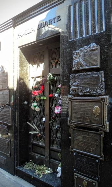 Túmulo da Evita