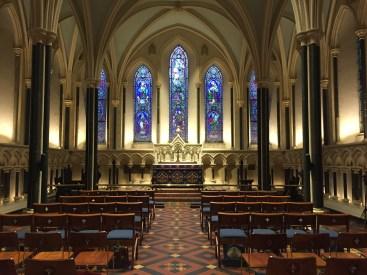 Catedral de St Patrick em Dublin