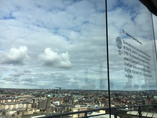 Gravity Bar - Guinness Dublin