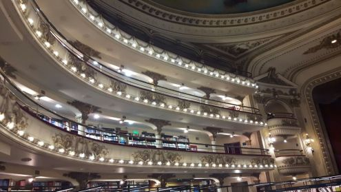 El Ateneo - Crédito: Maria Beatriz Cardoso