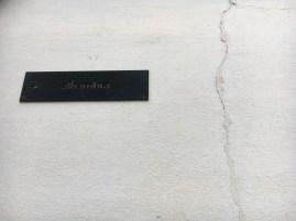 Caminho para Alhambra - bem sinalizado