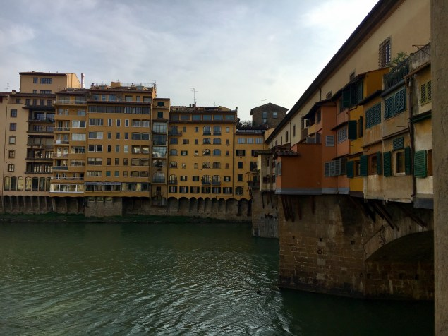 Florença - Ponte Vecchio