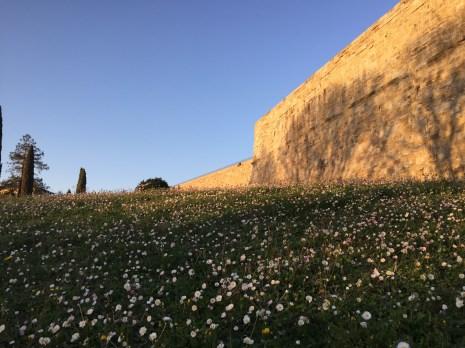 Fortificação super preservada de Arezzo