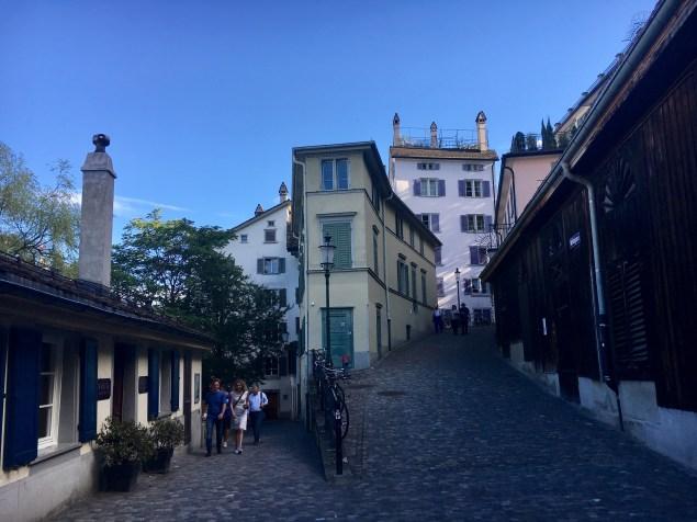 Zurich - Old Town