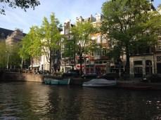 Casas-barco Amsterdam