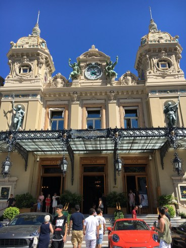 Casino Monte Carlo - Mônaco