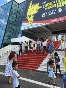Teatro onde ocorre o famoso Festival de Cannes