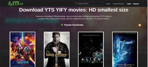 2017 movies torrent yify