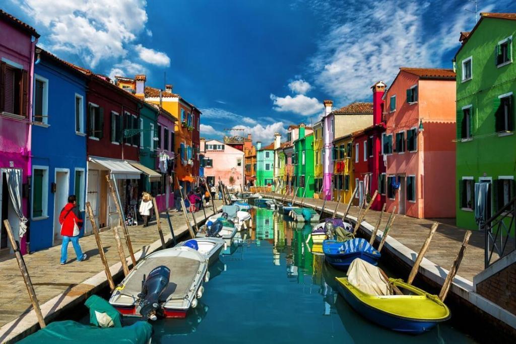 Murano Ve Burano Adaları