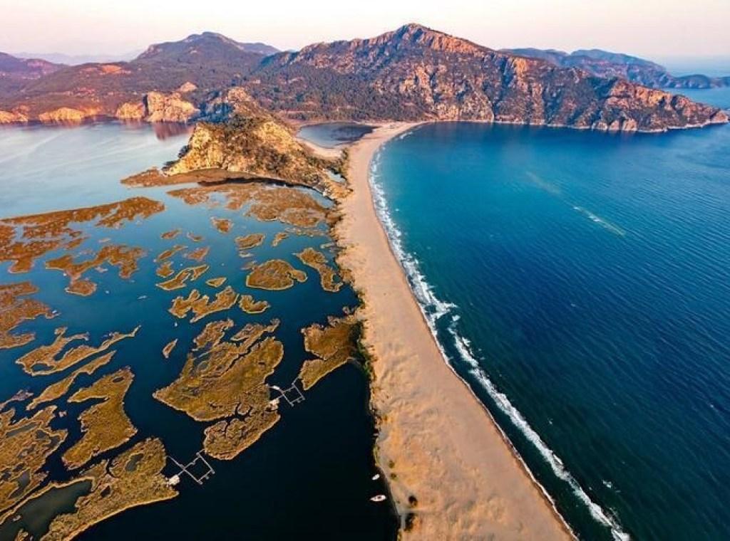 Türkiye'nin En Güzel Plajları - İztuzu-Dalyan