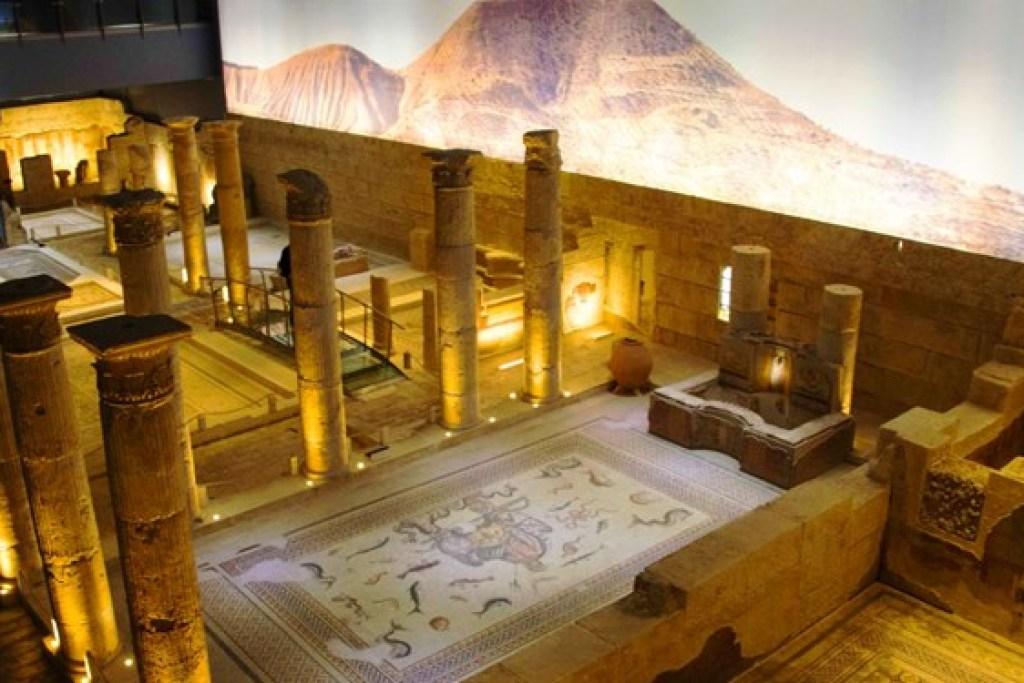 Güneydoğu Turu: Zeugma Müzesi-Gaziantep