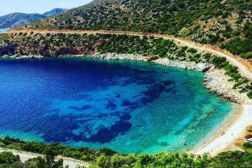 Türkiye'nin En Güzel Plajları - Ovabükü-Datça