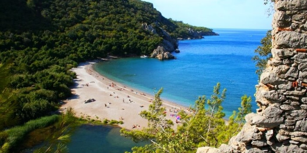 Türkiye'nin En Güzel Plajları - Çıralı-Antalya
