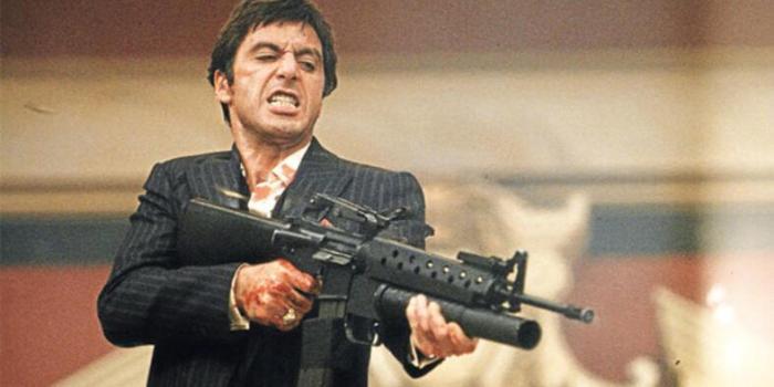 Scarface (Yaralı Yüz)