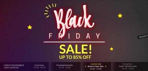 Dresslily black friday sales – My wishlist
