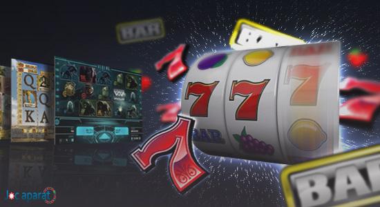 Învață cum să joci aparate cu 77777