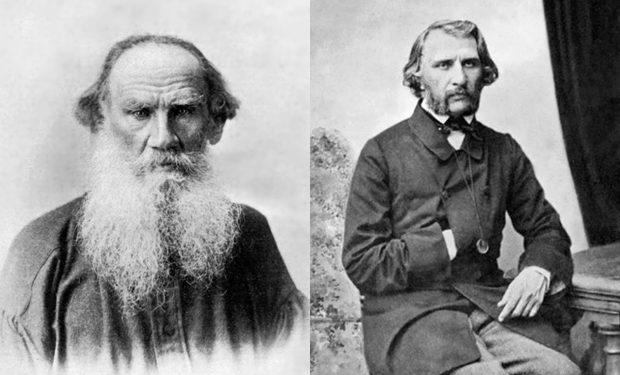 Dünya Edebiyatının İki Dev İsmi Tolstoy ve Turgenyev Arasında 17 Yıl Süren Kavga