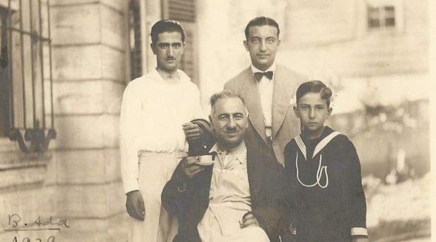 5. Atatürk hastaydı, babam hep Atatürk ile kalıyordu
