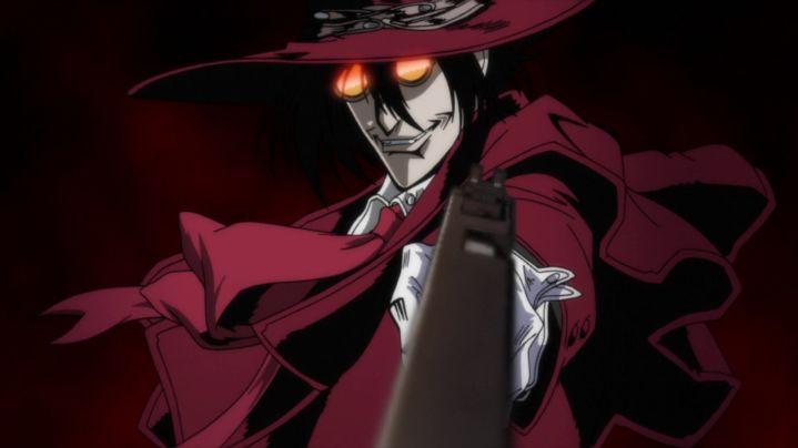 En iyi anime diziler Hellsing Ultimate