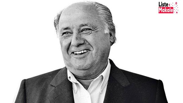 Amancio Ortega Kimdir? Başarıları, Özel Hayatı ve Serveti