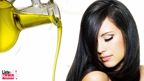 Bitkisel Yağlarla Saç Bakımı Nasıl Yapılır