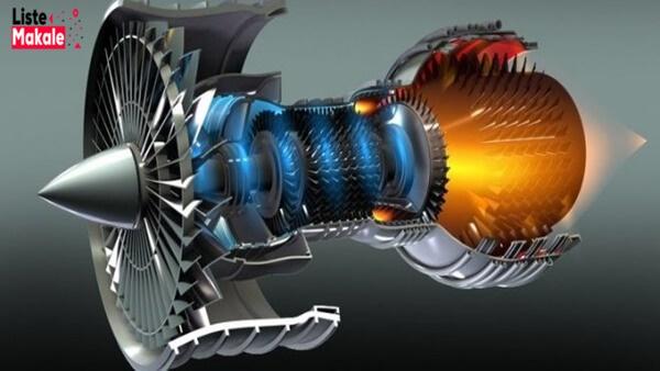 Jet Motorları Nasıl Çalışır?