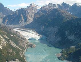 Glacier Bay today