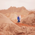 THE WOMEN SURFERS OF IRAN