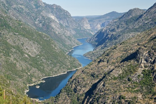 Floded Hetch Hetchy Valley today