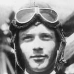Charles Lindberg in 1927