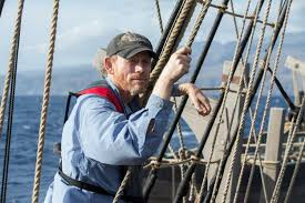 "Director Ron Howard on the se of ""In the Heart of the Sea"""