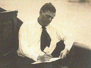 Jack London on board the Snark wrote every day during the adventure