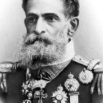 Brazilian President Marshal Deodoro da Fonseca in 1889
