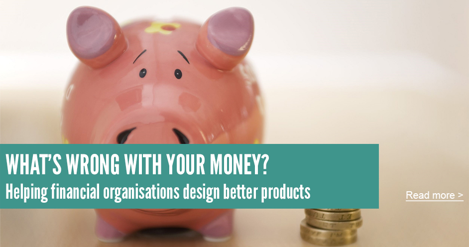 design better financial products
