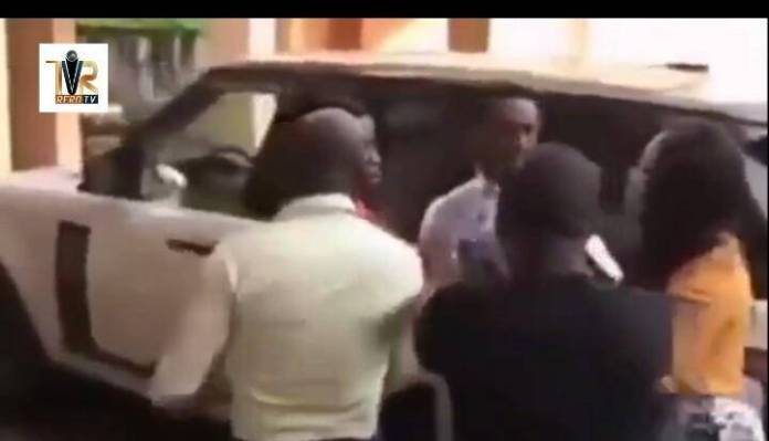 Church Members Demand For Their Tithes After Pastor Buys A New Range Rover