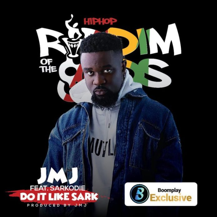 ListenGH Sarkodie – Do It Like Sark (Riddim Of The gOds) (Prod. by JMJ)